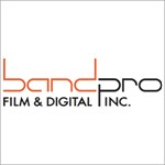 Band Pro Film & Digital logo